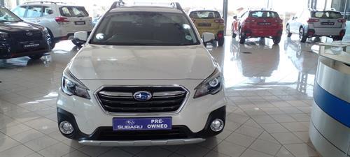 Subaru Outback 2.5 IS-ES CVT