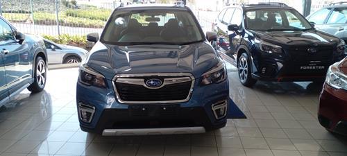 Subaru Forester 2.5i S ES CVT